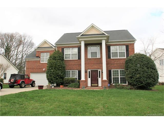 8400 Kilmartin Lane, Charlotte, NC 28269 (#3362699) :: The Ramsey Group