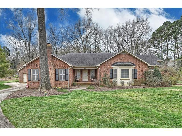 401 Briarpatch Lane, Charlotte, NC 28211 (#3362745) :: The Ramsey Group