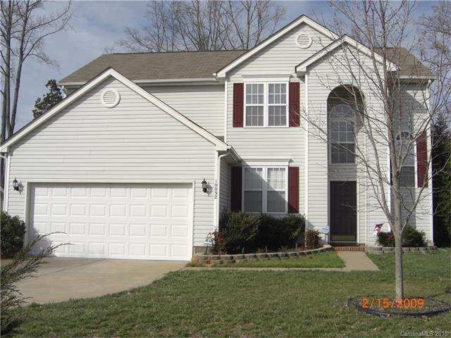 10032 Highlands Crossing Drive, Charlotte, NC 28277 (#3362751) :: Besecker Homes Team
