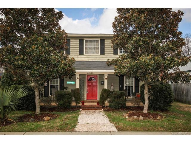3033 Myers Street, Charlotte, NC 28205 (#3362797) :: Miller Realty Group