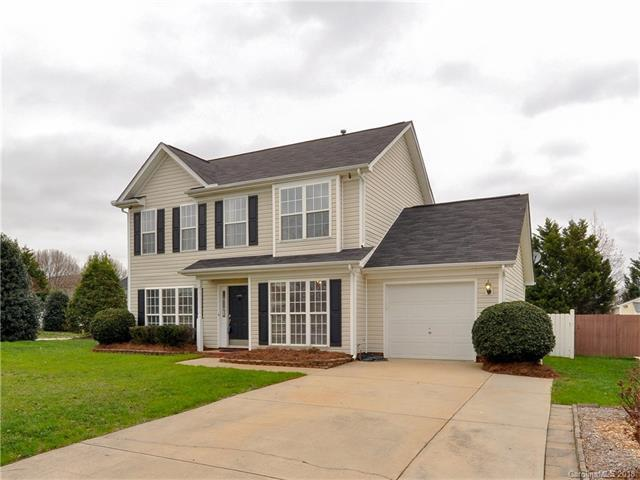 7442 Sparkleberry Drive, Indian Trail, NC 28079 (#3362806) :: Phoenix Realty of the Carolinas, LLC