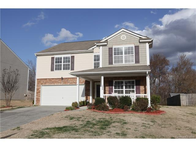 1524 Cold Creek Place, Huntersville, NC 28078 (#3362848) :: The Elite Group