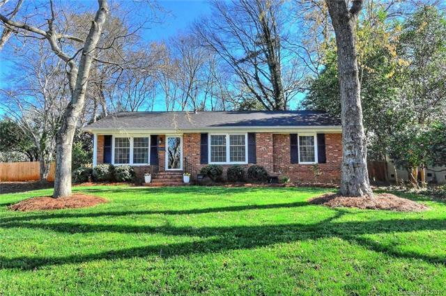1817 Wedgedale Drive, Charlotte, NC 28210 (#3362910) :: Stephen Cooley Real Estate Group