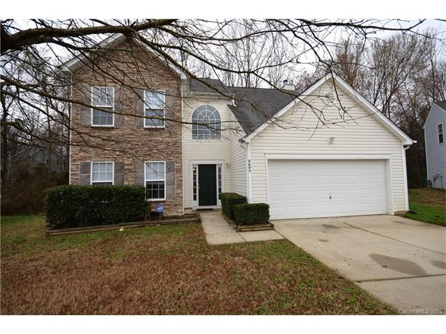 8605 Royal Bluff Drive, Charlotte, NC 28269 (#3362915) :: The Ramsey Group