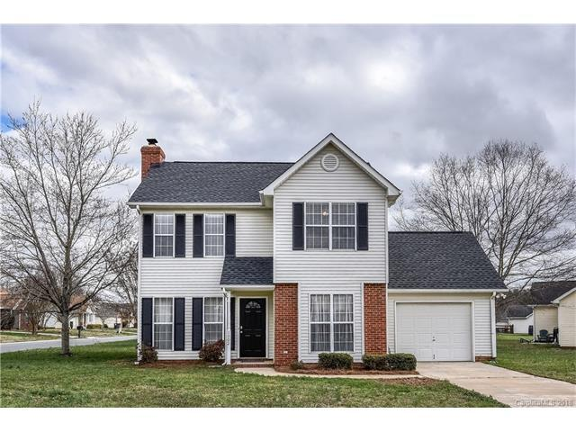 1002 Ridgefield Circle, Indian Trail, NC 28079 (#3362989) :: Berry Group Realty