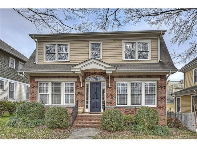 711 E 9th Street, Charlotte, NC 28202 (#3363026) :: Exit Mountain Realty