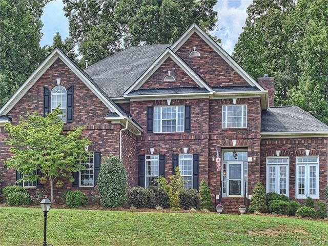 9603 Tralee Court, Matthews, NC 28104 (#3363043) :: Exit Mountain Realty