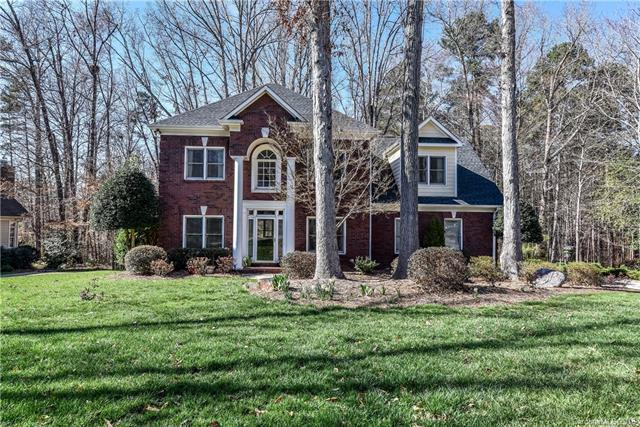 12419 Overlook Mountain Drive, Charlotte, NC 28216 (#3363072) :: The Elite Group
