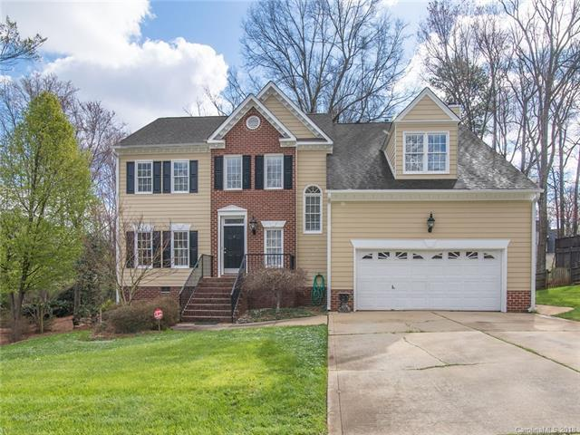 4901 Chestnut Knoll Lane, Charlotte, NC 28269 (#3363081) :: RE/MAX Metrolina