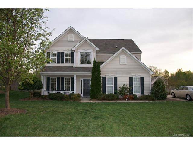 103 Jacobs Woods Circle, Troutman, NC 28166 (#3363109) :: LePage Johnson Realty Group, Inc.