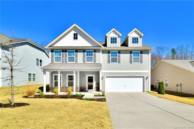 413 Landis Oak Way #46, Landis, NC 28088 (#3363133) :: LePage Johnson Realty Group, LLC