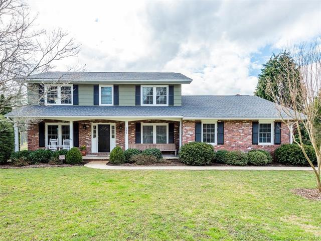766 Crooked Creek Road, Hendersonville, NC 28739 (#3363152) :: Stephen Cooley Real Estate Group