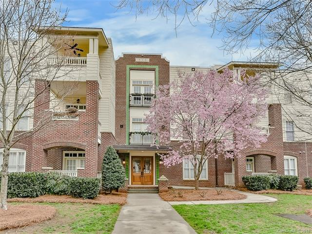 518 Clarice Avenue #202, Charlotte, NC 28204 (#3363198) :: Phoenix Realty of the Carolinas, LLC