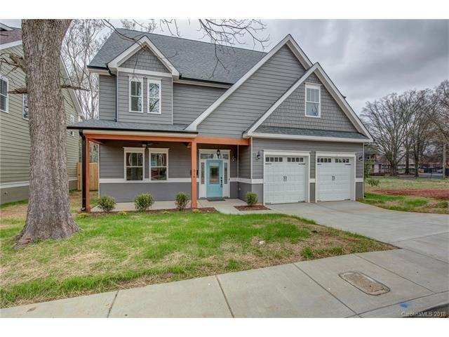 316 Campus Street, Charlotte, NC 28216 (#3363200) :: LePage Johnson Realty Group, LLC