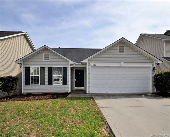 963 Ramsgate Drive #94, Concord, NC 28025 (#3363211) :: Exit Mountain Realty