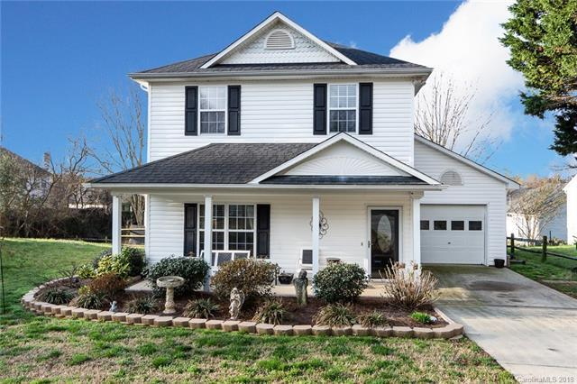 3334 English Court NW, Concord, NC 28027 (#3363221) :: Exit Mountain Realty