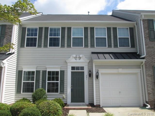 751 Prospect Lane #37, Fort Mill, SC 29708 (#3363240) :: High Performance Real Estate Advisors