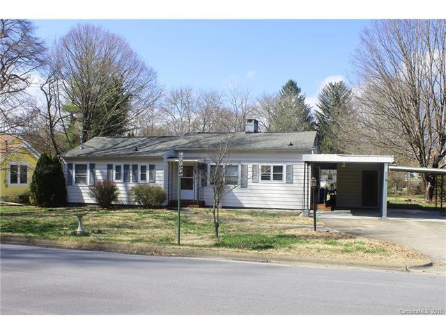 64 Rice Street, Brevard, NC 28712 (#3363241) :: RE/MAX RESULTS
