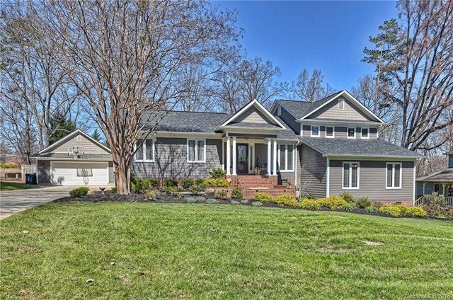 16539 Kimbolten Drive, Huntersville, NC 28078 (#3363271) :: High Performance Real Estate Advisors