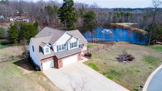 155 Quail Haven Drive, Troutman, NC 28166 (#3363413) :: Exit Mountain Realty
