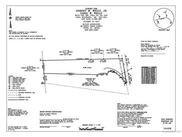 0 Big Level Road, Mill Spring, NC 28756 (#3363481) :: Keller Williams