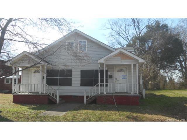 1209 W Bank Street, Salisbury, NC 28144 (#3363488) :: High Performance Real Estate Advisors