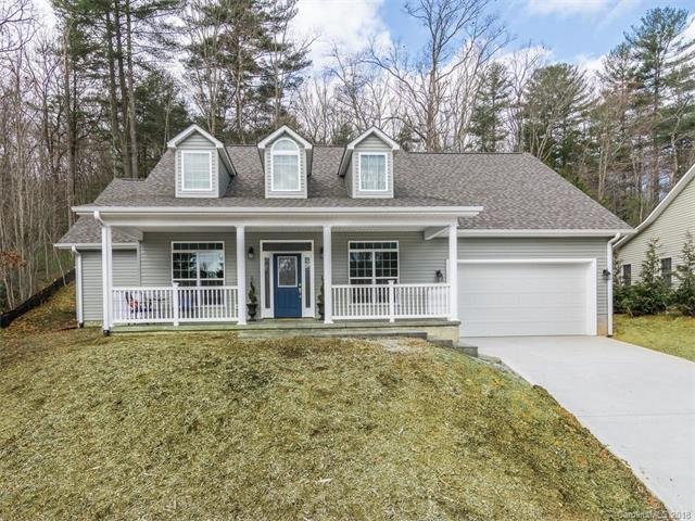 187 Coldstream Way, Hendersonville, NC 28791 (#3363506) :: Exit Mountain Realty