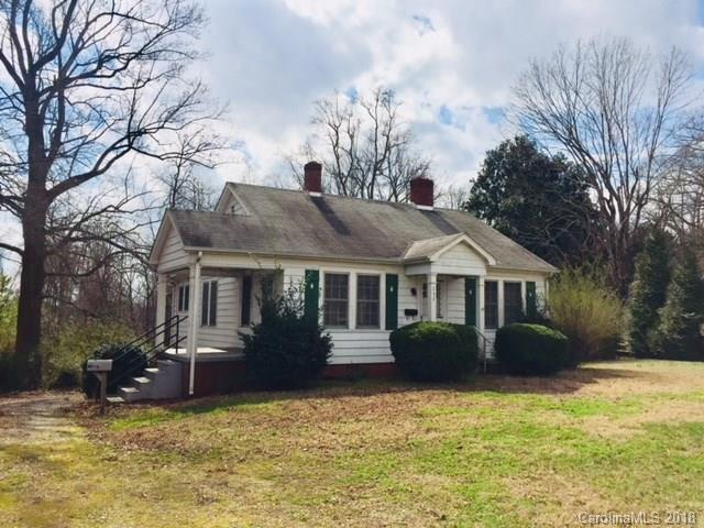 292 Mocksville Highway, Statesville, NC 28625 (#3363530) :: LePage Johnson Realty Group, Inc.