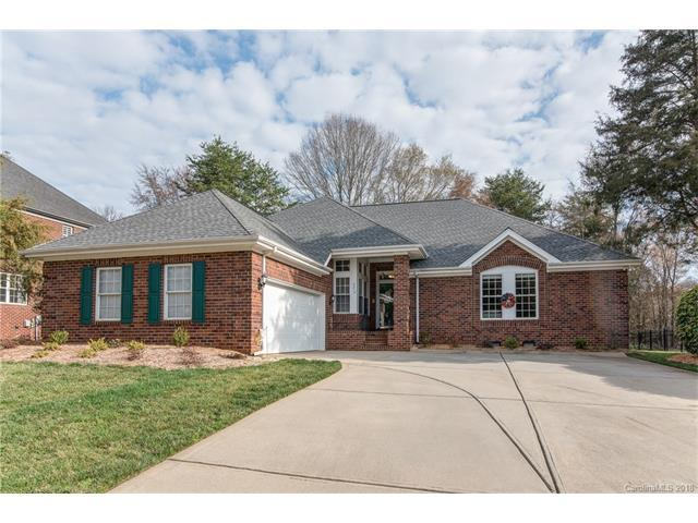 9215 Brentfield Road, Huntersville, NC 28078 (#3363536) :: The Ramsey Group