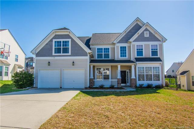 9163 Marasol Lane, Concord, NC 28027 (#3363540) :: Stephen Cooley Real Estate Group
