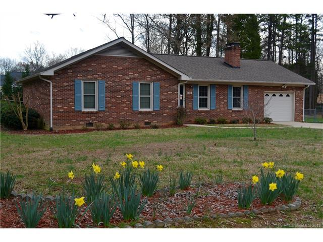 809 Crane Creek Road, Salisbury, NC 28146 (#3363606) :: Exit Mountain Realty