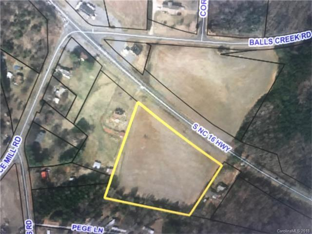 5.15 Acres Nc 16 Highway, Newton, NC 28658 (#3363637) :: Miller Realty Group