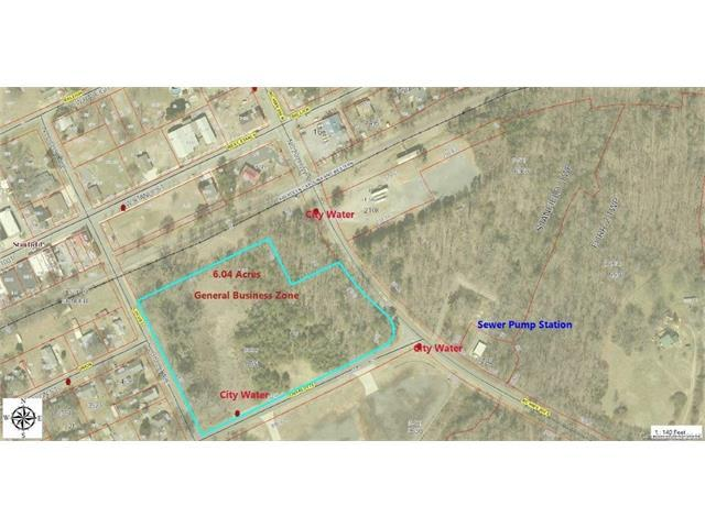 Vacant Land Nc Hwy 200 Highway, Stanfield, NC 28163 (#3363640) :: The Ramsey Group