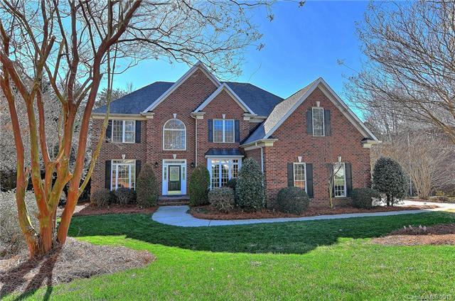 3203 Planters Ridge Road, Charlotte, NC 28270 (#3363641) :: Exit Mountain Realty