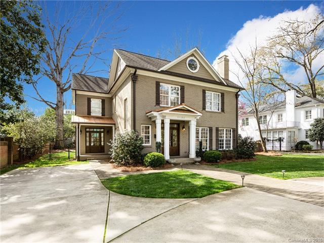 1132 Providence Road, Charlotte, NC 28207 (#3363684) :: Miller Realty Group