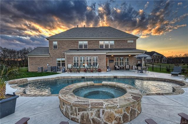 236 Walkers Bluff Court, Waxhaw, NC 28173 (#3363830) :: Leigh Brown and Associates with RE/MAX Executive Realty