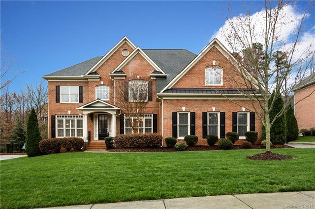 515 Three Greens Drive, Huntersville, NC 28078 (#3363911) :: Cloninger Properties