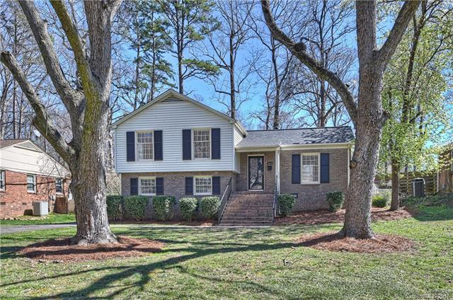 3815 Severn Avenue, Charlotte, NC 28210 (#3363957) :: Exit Mountain Realty
