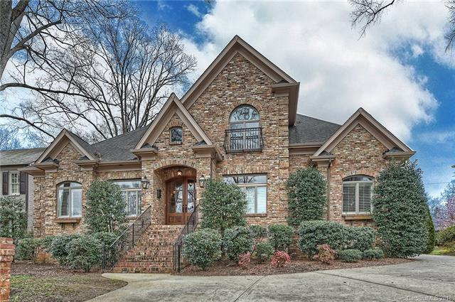 1241 S Kings Drive, Charlotte, NC 28207 (#3363982) :: Stephen Cooley Real Estate Group