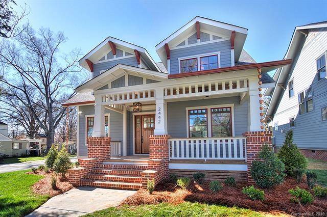 2442 Shenandoah Avenue, Charlotte, NC 28205 (#3364088) :: Exit Realty Vistas