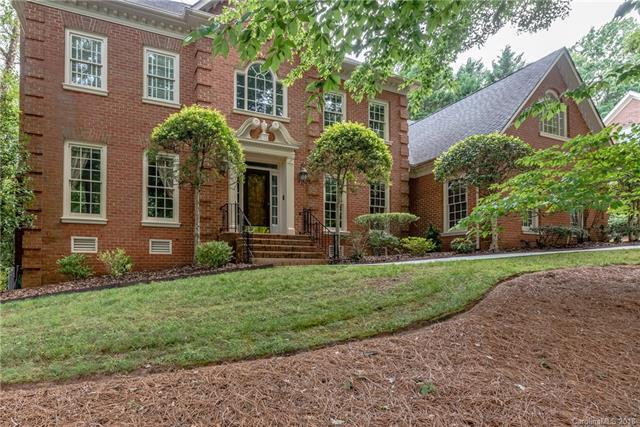 4222 Old Course Drive, Charlotte, NC 28277 (#3364163) :: Stephen Cooley Real Estate Group