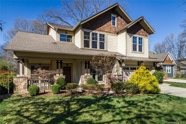 916 Essex Street, Charlotte, NC 28205 (#3364249) :: Stephen Cooley Real Estate Group