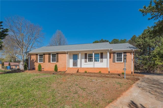 13700 Mills End Circle #18, Matthews, NC 28105 (#3364263) :: Exit Mountain Realty