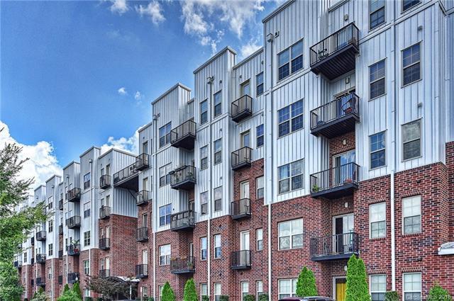 2338 Yadkin Avenue #401, Charlotte, NC 28205 (#3364348) :: Exit Realty Vistas