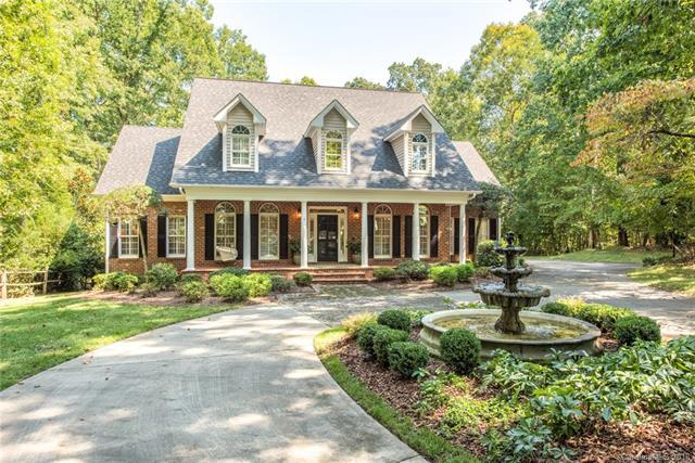 8820 Alpine Circle, Charlotte, NC 28270 (#3364484) :: Stephen Cooley Real Estate Group
