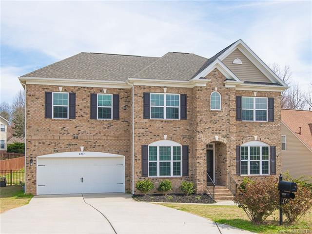 2217 Iron Works Drive, Lake Wylie, SC 29710 (#3364684) :: The Andy Bovender Team