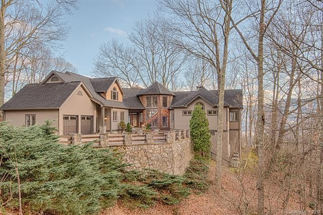 1054 Rocky Knob Road, Waynesville, NC 28786 (#3364686) :: Mossy Oak Properties Land and Luxury