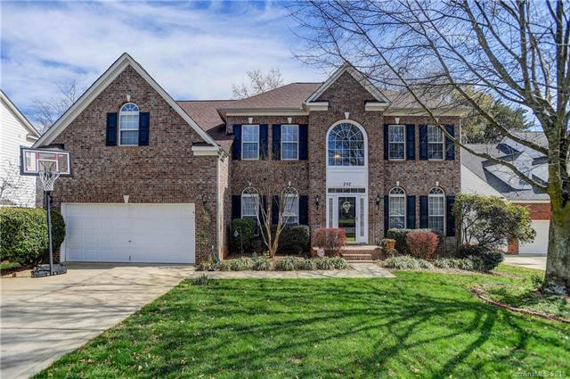 292 Chandeleur Drive, Mooresville, NC 28117 (MLS #3364723) :: RE/MAX Impact Realty