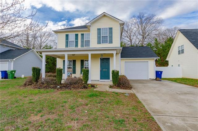 3954 Newhall Drive NW, Hickory, NC 28601 (#3364731) :: Exit Mountain Realty