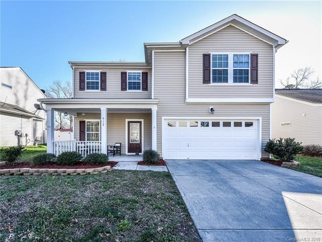 912 Traditions Park Drive, Pineville, NC 28134 (#3364733) :: Exit Mountain Realty